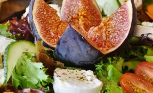 recette-salade-figue-fromage-chevre