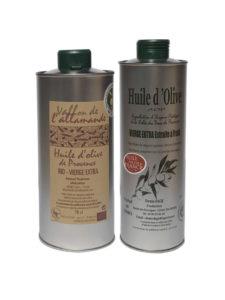 coffret-huile-olive-Fruite-Vert-AOP-BIO-france