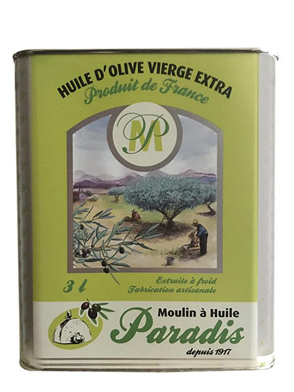 Olive oil-La-Bouteillan-Extra-Virgin-Gard-3L