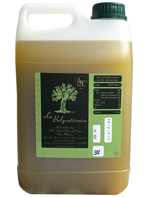 oil-olive-AOC-Provence-France-Belgentieroise-3l