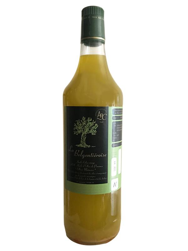 huile-olive-belgentieroise-Aoc-Provence-France-1l