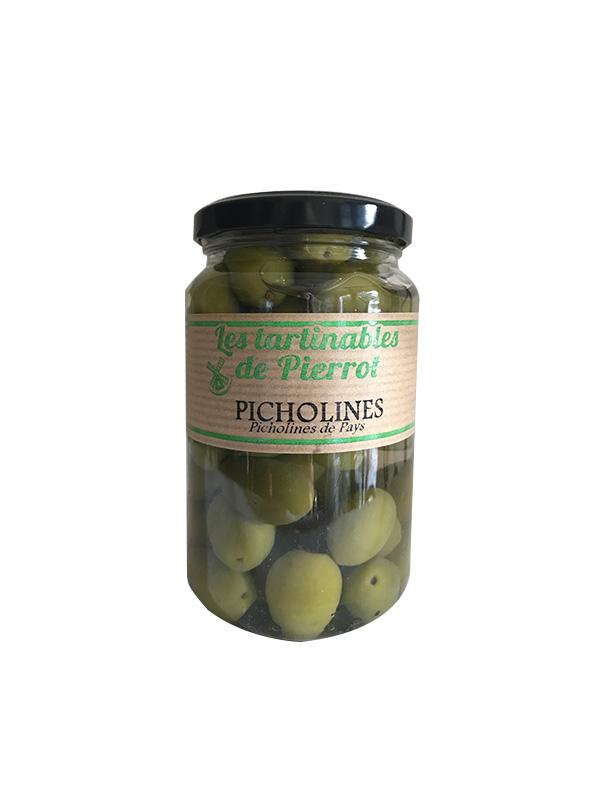 Olive-picholine-france-200g