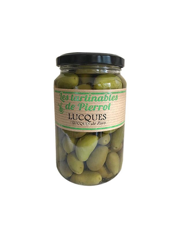 Olive-lucque-gard-france-200g