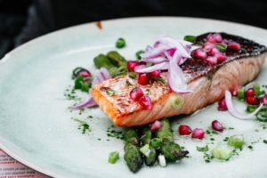 Recette pavés saumon grillés