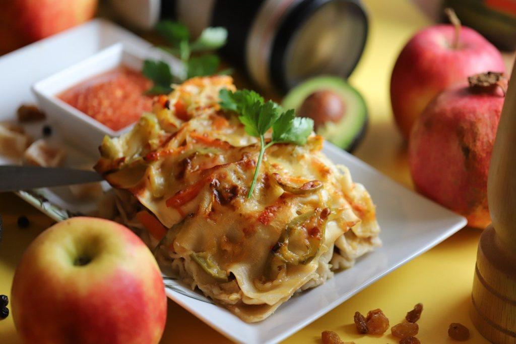 recette lasagnes légumes du soleil