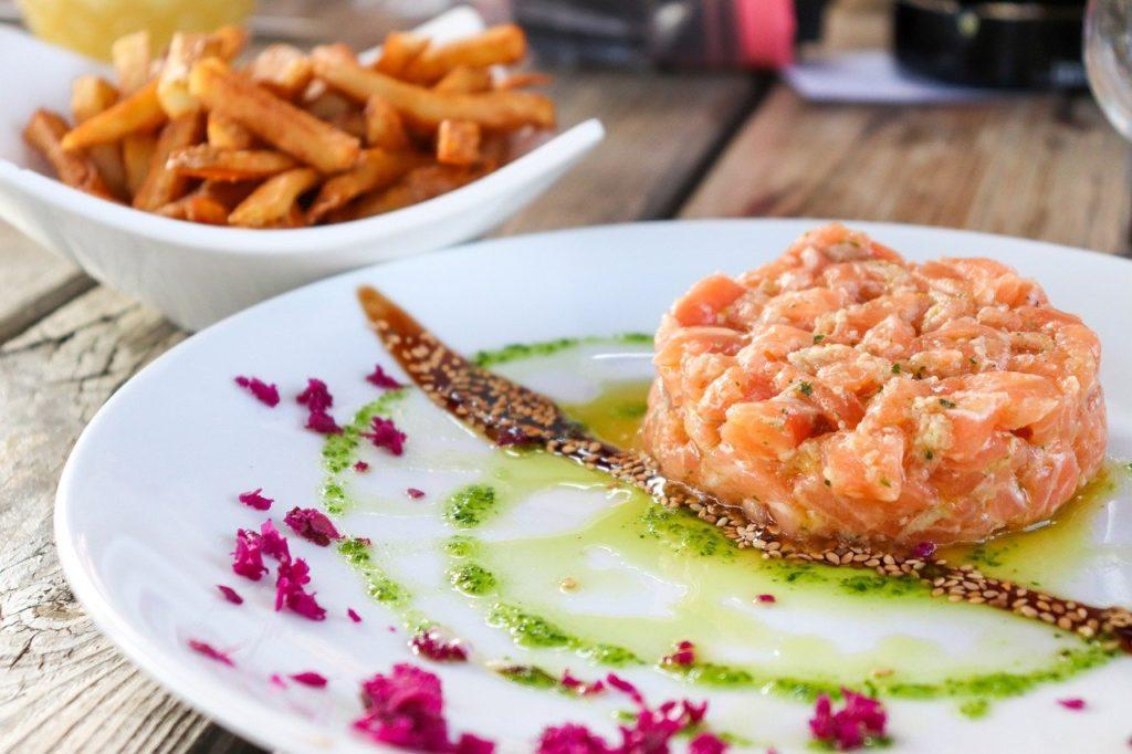 recette tartare saumon