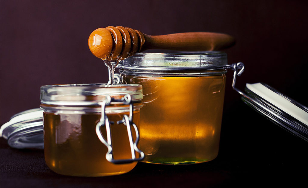 symbolique du miel